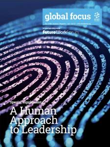 GF Human Approach to Leadership